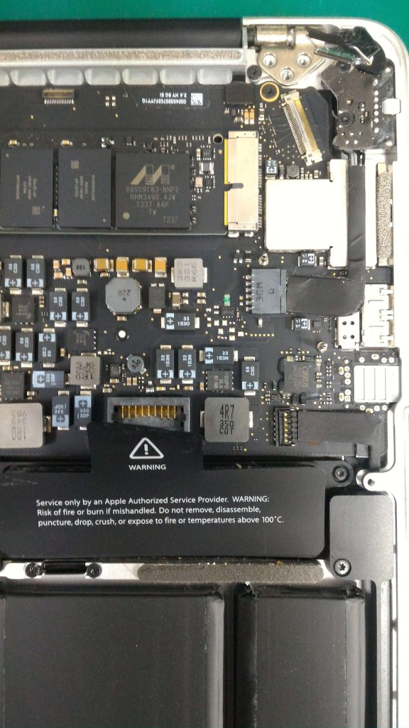MacBook Pro Retina13.3inchメイン基盤⑥